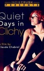 Quiet Days in Clichy Erotik Film izle